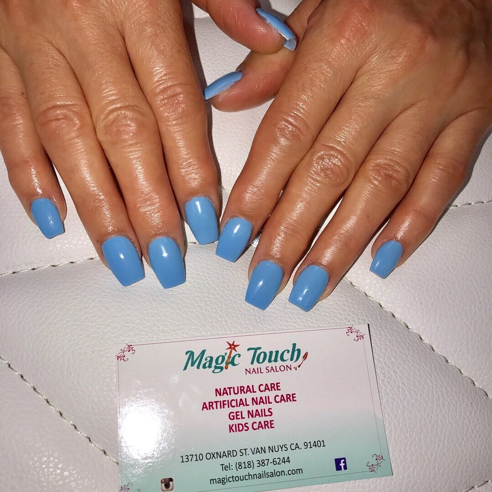Photos for Magic Touch Nail Salon - Yelp