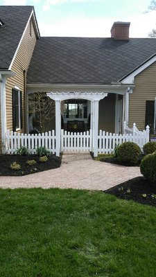 Simpson Fence Co 4840 Oxford State Rd Middletown Oh Contractors Mapquest