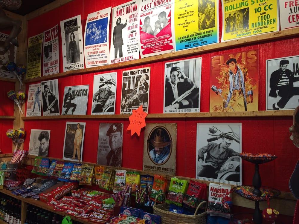 Rocket Fizz | Soda Pop and Candy Shops