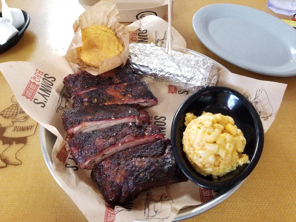 Sonny's BBQ: 4434 Blanding Blvd., Jacksonville, FL