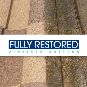 Fully Restored Pressure Washing