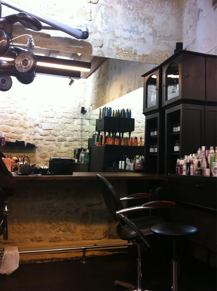 Atelier 7 12 avis coiffeurs salons de coiffure 36 rue des tournelles bastille paris - Salon de coiffure bastille ...