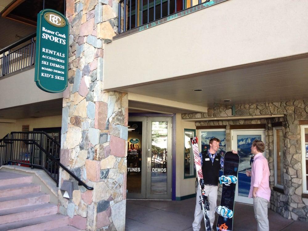 Beaver Creek Sports - St. James: 210 Offerson Rd, Avon, CO