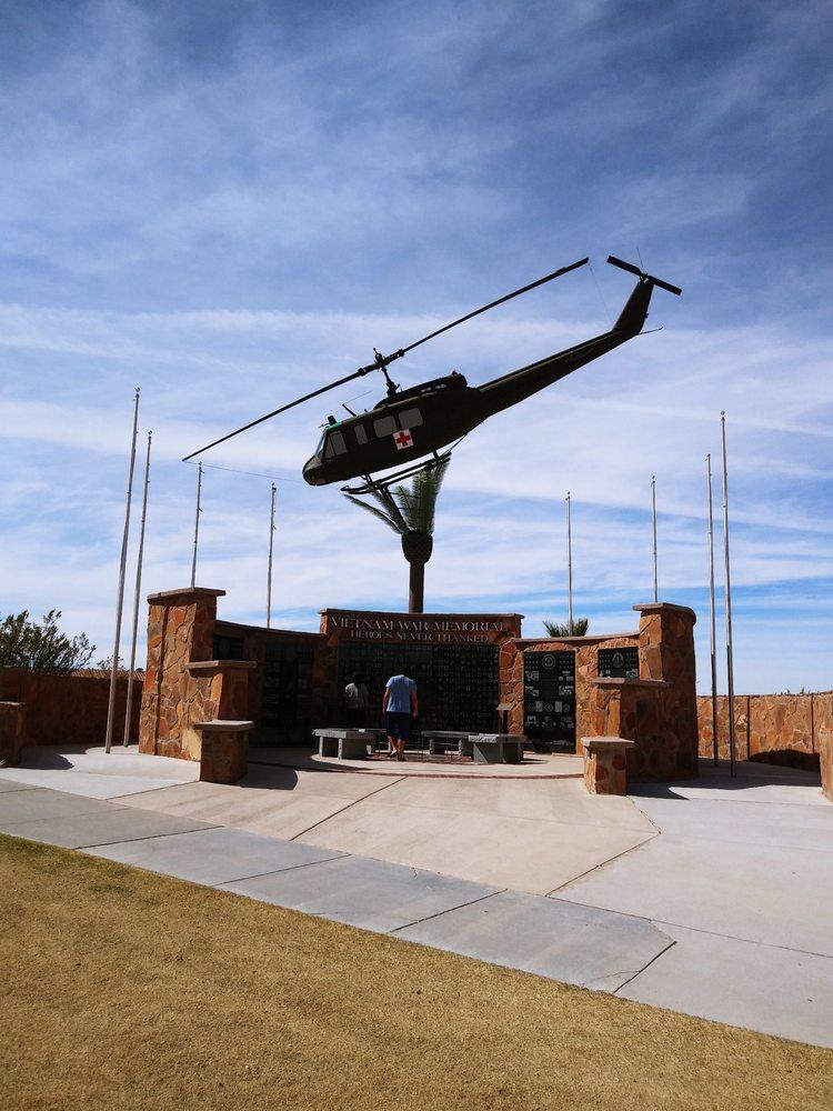 Social Spots from Veterans Memorial Park