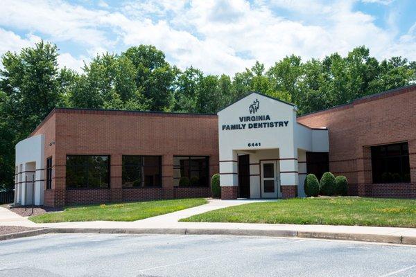 Virginia Family Dentistry 6441 Iron Bridge Rd Richmond, VA