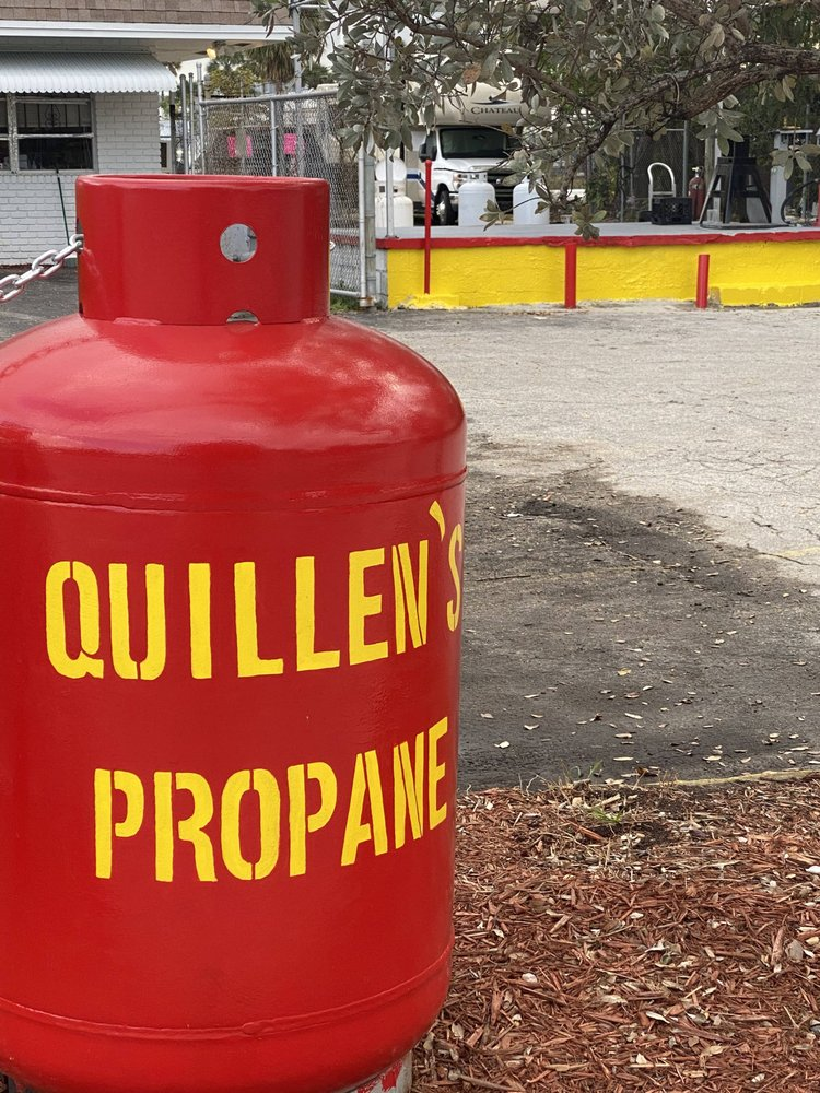 Quillens Bottle Gas: 430 NW 27th Ave, Fort Lauderdale, FL