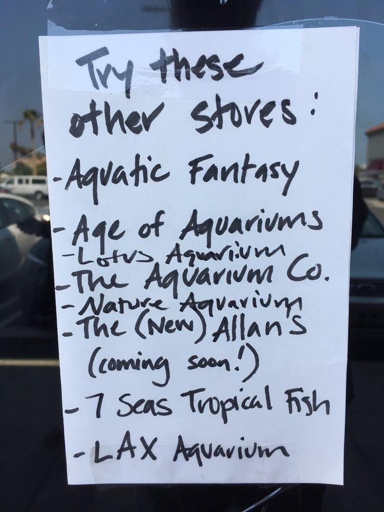 Jim s exotic fish closed 27 photos 76 reviews for Jims exotic fish