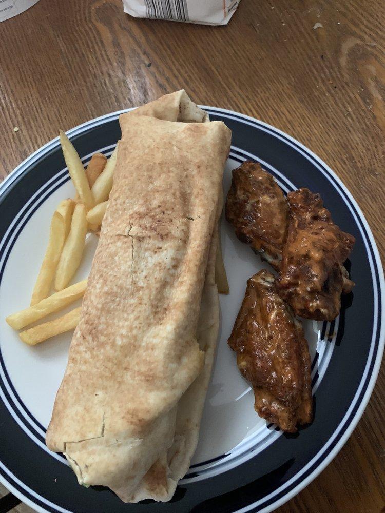 Food from Syracuse Halal Gyro