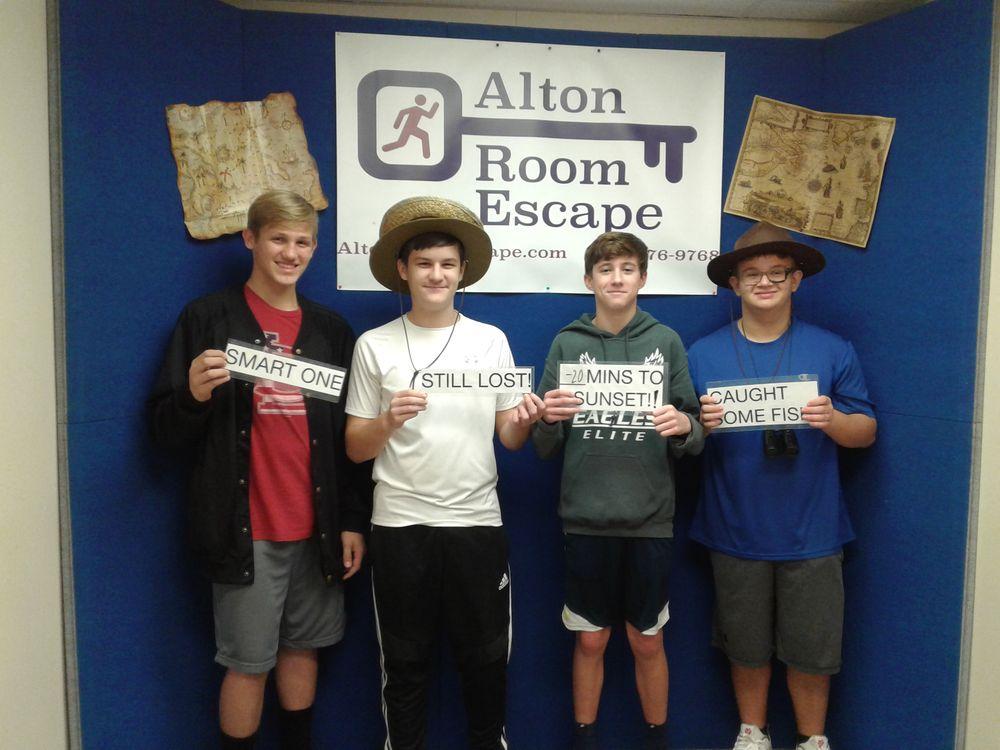 Alton Room Escape: 319 Ridge St, Alton, IL