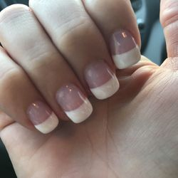 Photo Of Pastel Nails Pequannock Nj United States French Gel Fill
