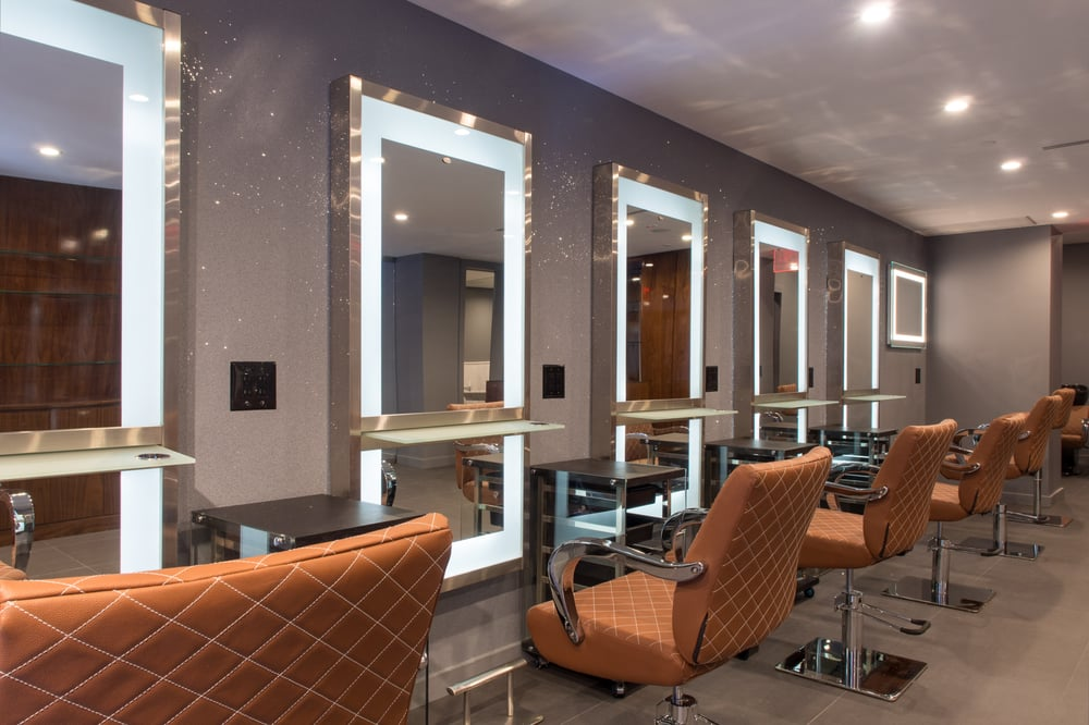 Domenico vacca hair salon coiffeurs salons de coiffure for Salon de coiffure new york
