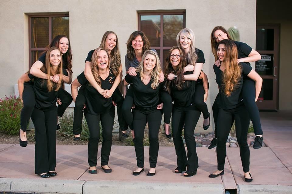 Grinz Orthodontics-Tucson: 7488 N La Cholla Blvd, Tucson, AZ