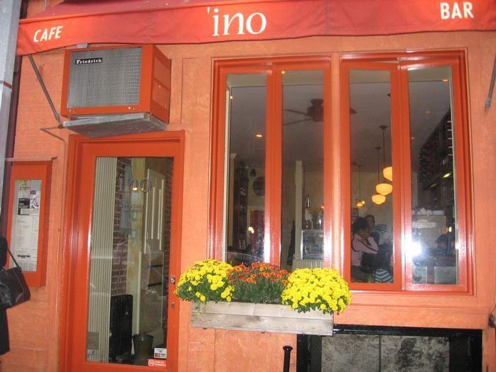 Cafe Ino New York