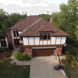 Photo Of EAS Roofing   Glenshaw, PA, United States. Drone Photo Of This
