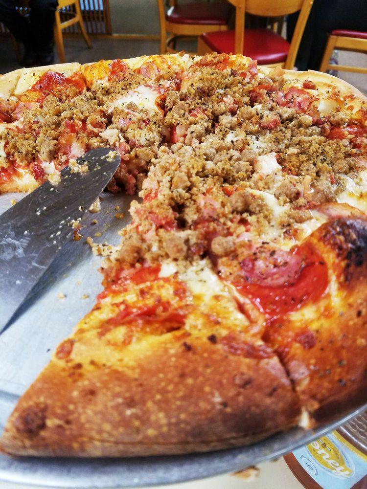 Pizza Chef: 2324 E Matthews Ave, Jonesboro, AR