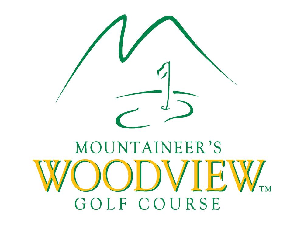 Image result for mountaineer woodview golf course logo