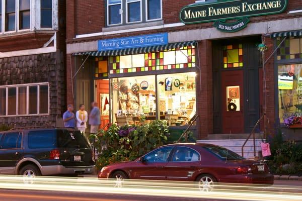 Morning Star Art & Framing - Art Supplies - 422 Main St, Presque ...