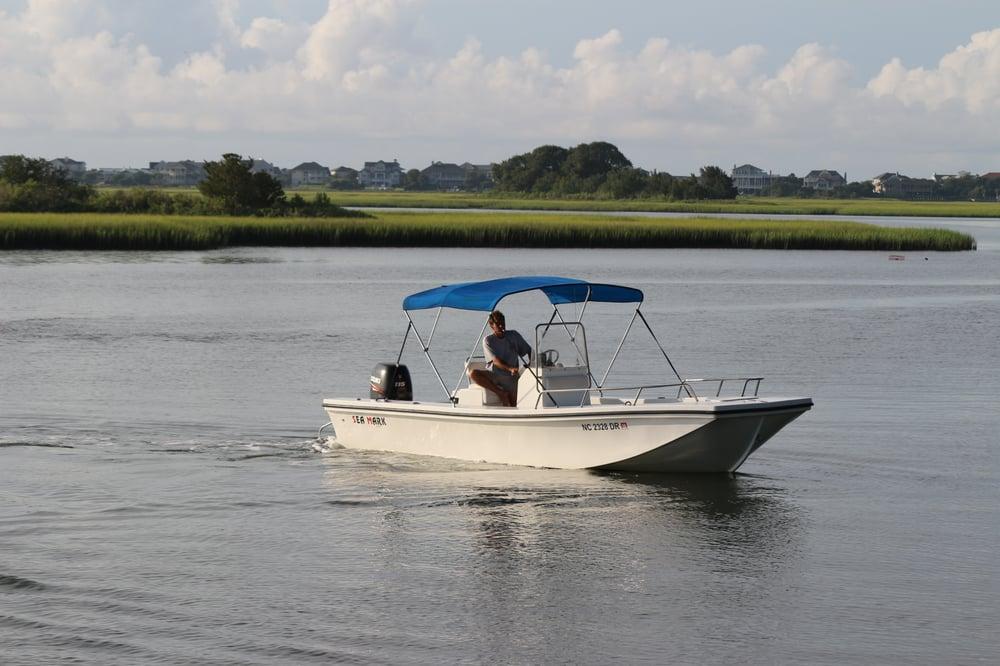 Entropy Boat Renting