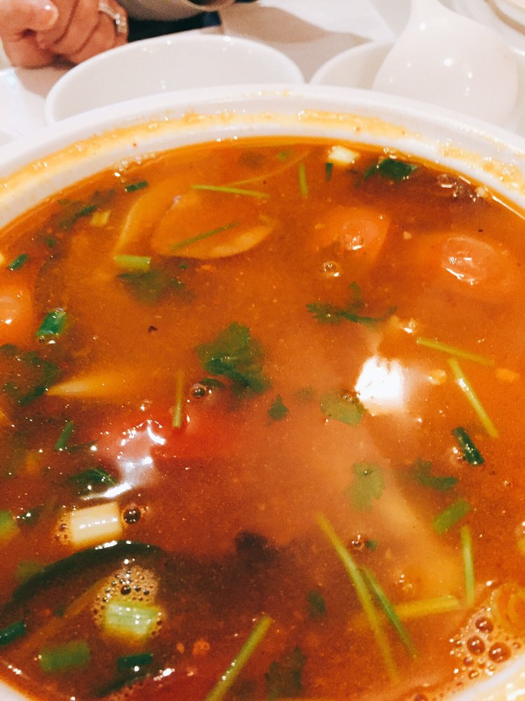 Tom yum soup yelp for Ano thai lao cuisine