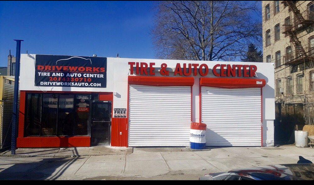 Auto Suspension Shop Near Me >> DriveWorks Tire & Auto - Auto Repair - 662 Communipaw Ave ...