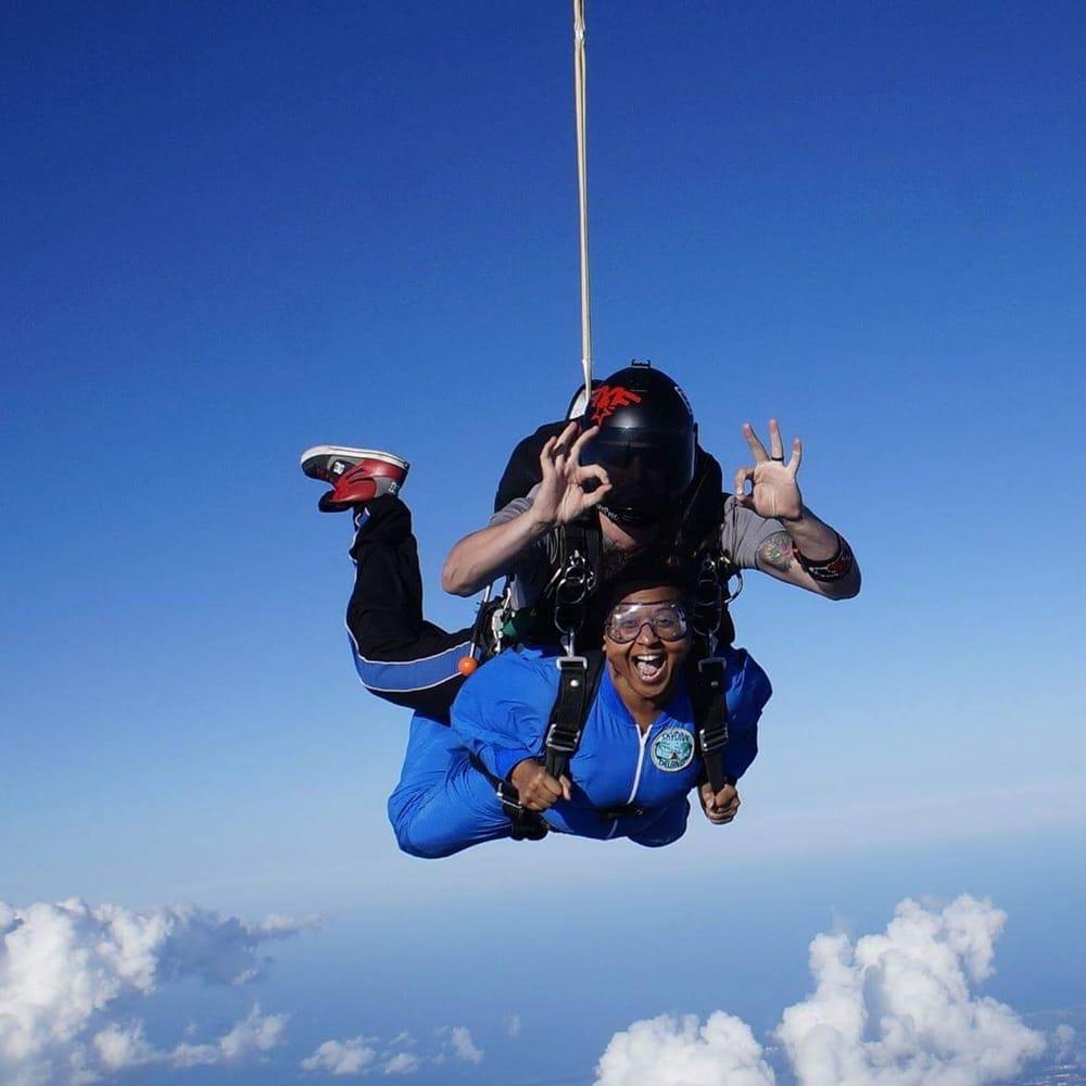 Skydive DeLand: 1600 Flightline Blvd, DeLand, FL