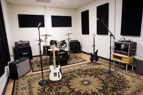 exposition studio 2 recording studio live room yelp. Black Bedroom Furniture Sets. Home Design Ideas