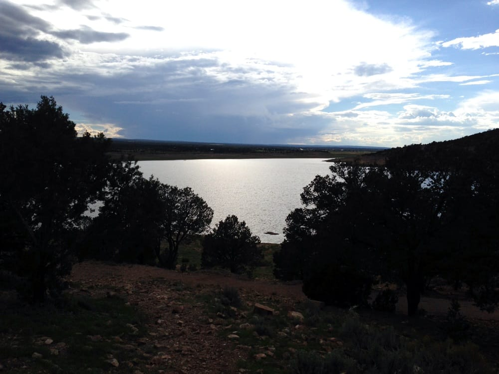 Bluewater Lake State Park: 30 Bluewater State Park Rd, Prewitt, NM