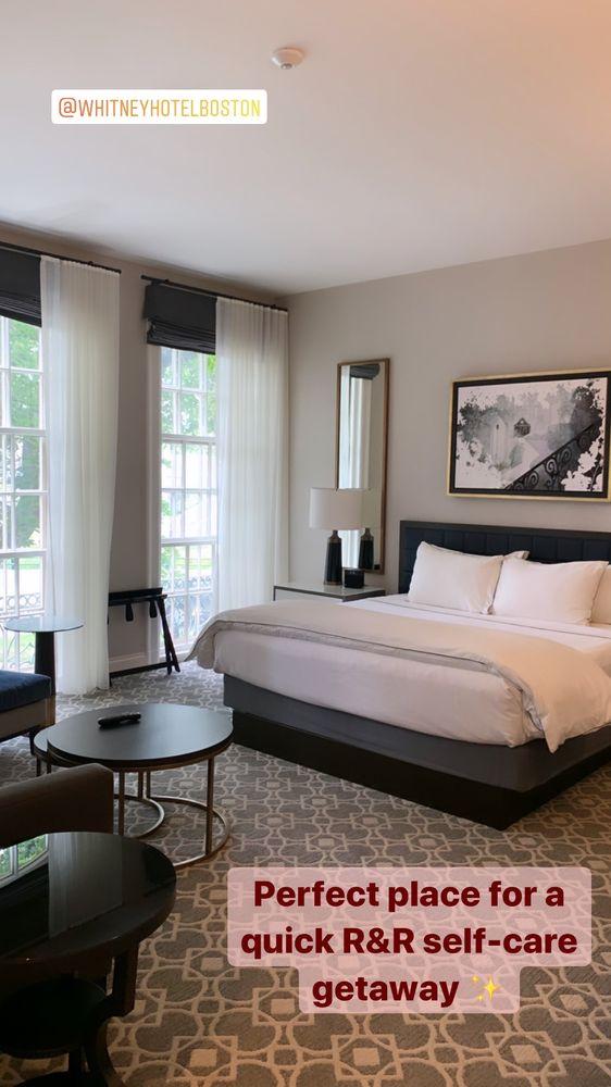 The Whitney Hotel Boston: 170 Charles St, Boston, MA