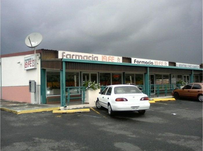 Farmacia La Fé: Carr. 371 Km 1.7, Yauco, PR