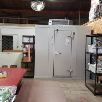 Photo Of C R Electrical Portland Or United States Hooked Up Our Freezer