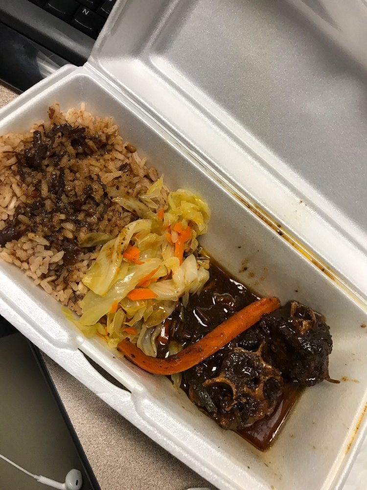 Food from Jamaican Flavor