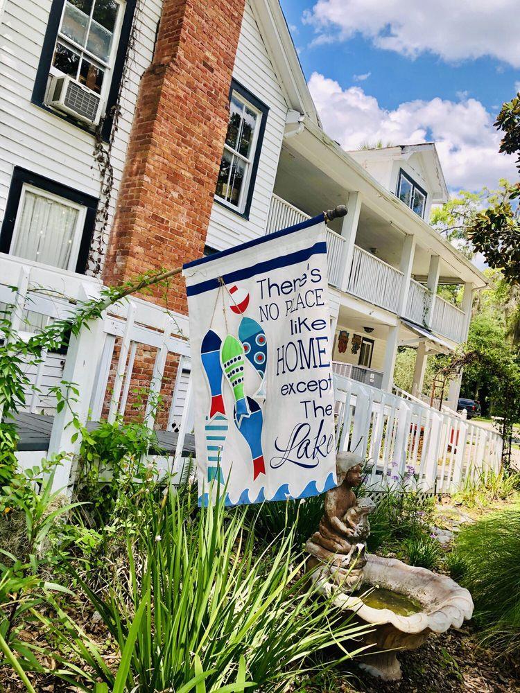 Heritage House: 657 N Citrus Ave, Crystal River, FL
