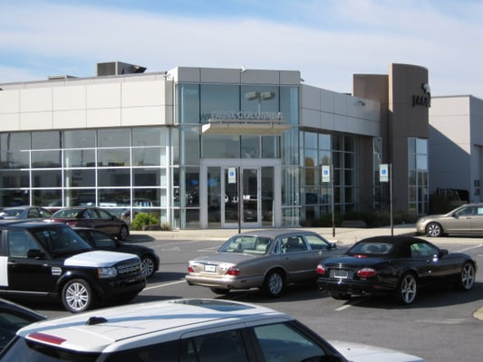 Jaguar Land Rover Of West Columbia 12500 New Car Dr Clarksville, MD Auto  Dealers   MapQuest