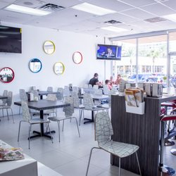Area 57 Colombian Restaurant Bakery 16850 Collins Ave