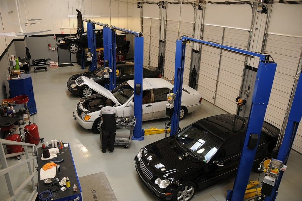 Eurosport motors 12 reviews garages 3050 northwest for Starmount motors south blvd