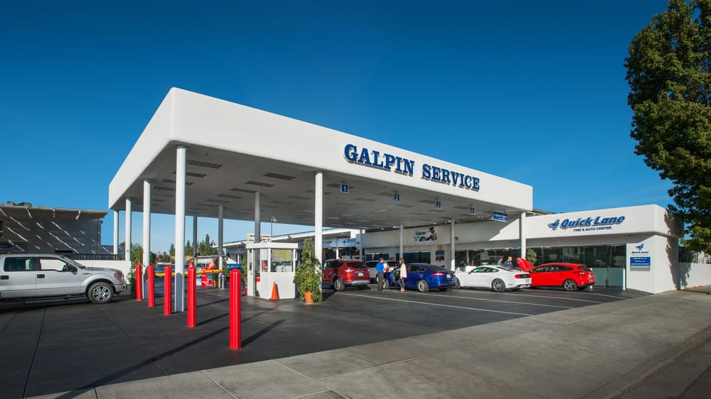 Photos For Galpin Ford Yelp