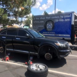 Tire Rack Denver Co Last Updated January 2019 Yelp