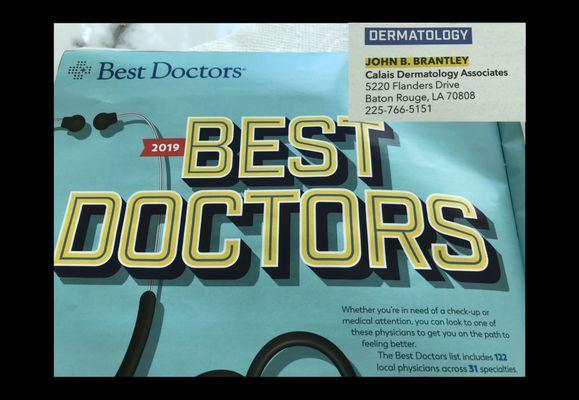 Calais Dermatology Associates 5220 Flanders Dr Ste A & C Baton Rouge