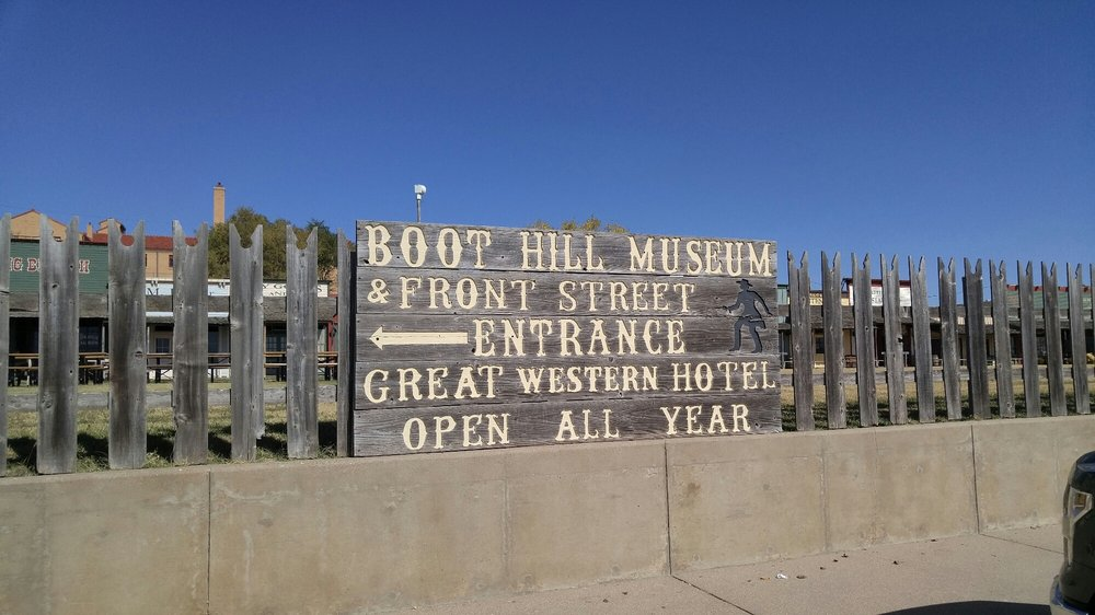 Boot Hill Museum and Gift Shop | St Frnt Frnt, Dodge City, KS, 67801 | +1 (620) 227-8188