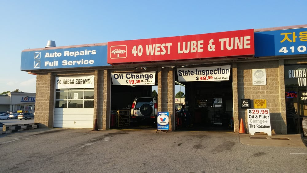 40 West Lube N Tune 21 Reviews Auto Repair 6600 Baltimore National Pike Catonsville Md Phone Number Yelp