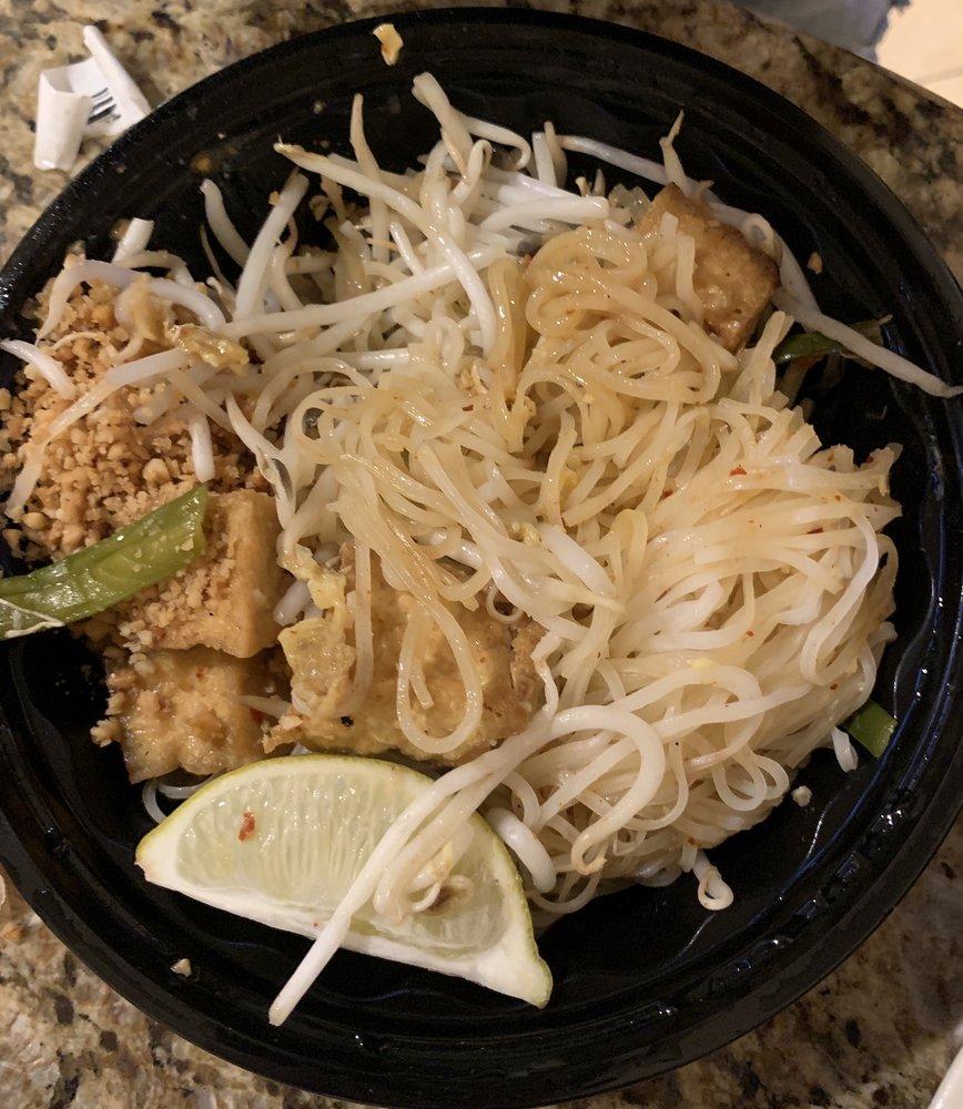 Food from sakura  Thai
