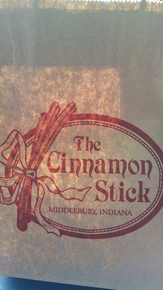 The Cinnamon Stick: 102 S Main St, Middlebury, IN