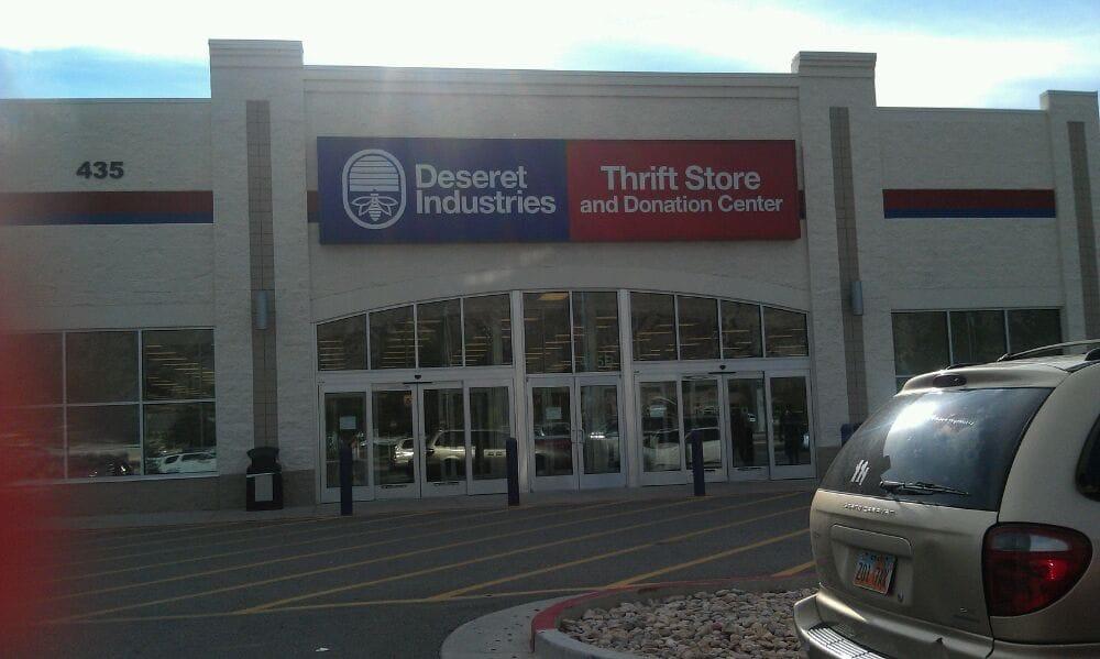 Deseret Industries Stores: 435 N Wall Ave, Harrisville, UT