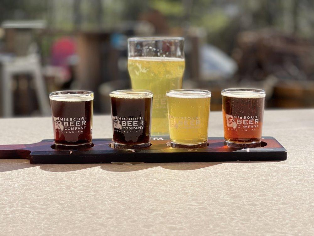 Missouri Beer Company: 22 W Industrial Dr, O'Fallon, MO