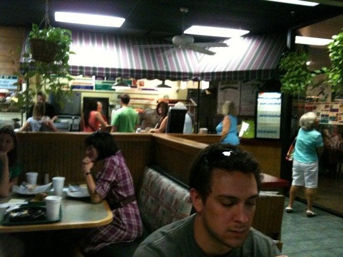 Cook S Cafe Sandwich Stop Deland Fl Menu