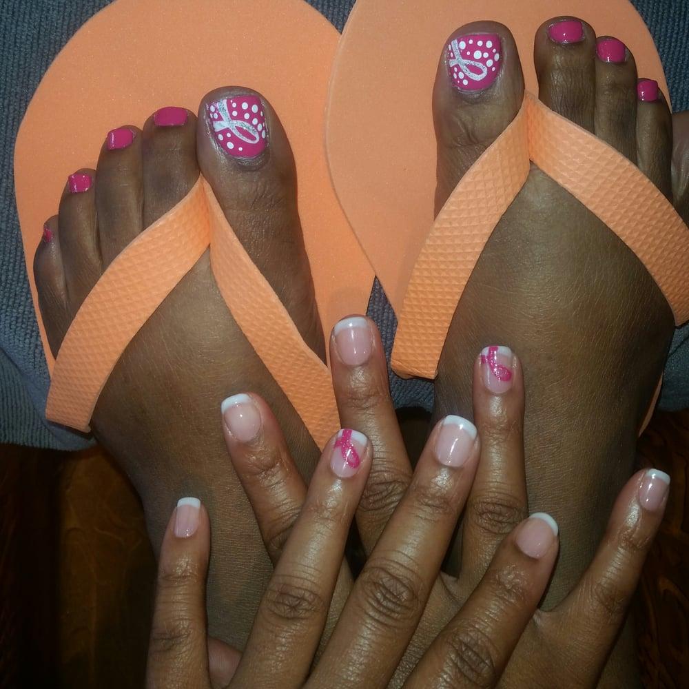 Joy nails 10 photos 24 reviews nail salons 4499 s for 24 hour nail salon atlanta