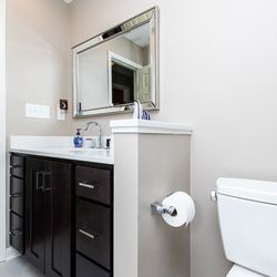Photo Of AWS Remodeling U0026 Design   Louisville, KY, United States. Guest  Bathroom