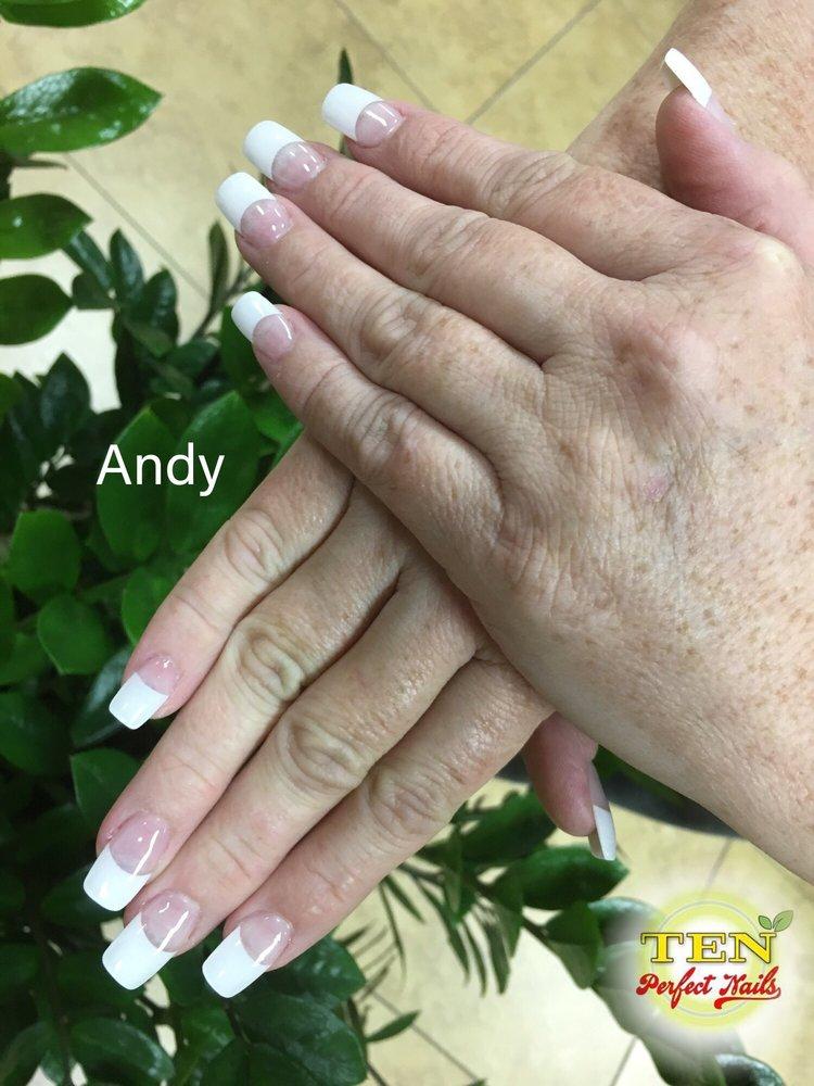 Ten Perfect Nails Salon - 71 Photos - Nail Salons - 2600 W Nine Mile ...