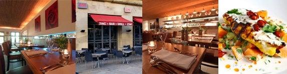 Zinc Bar and Grill