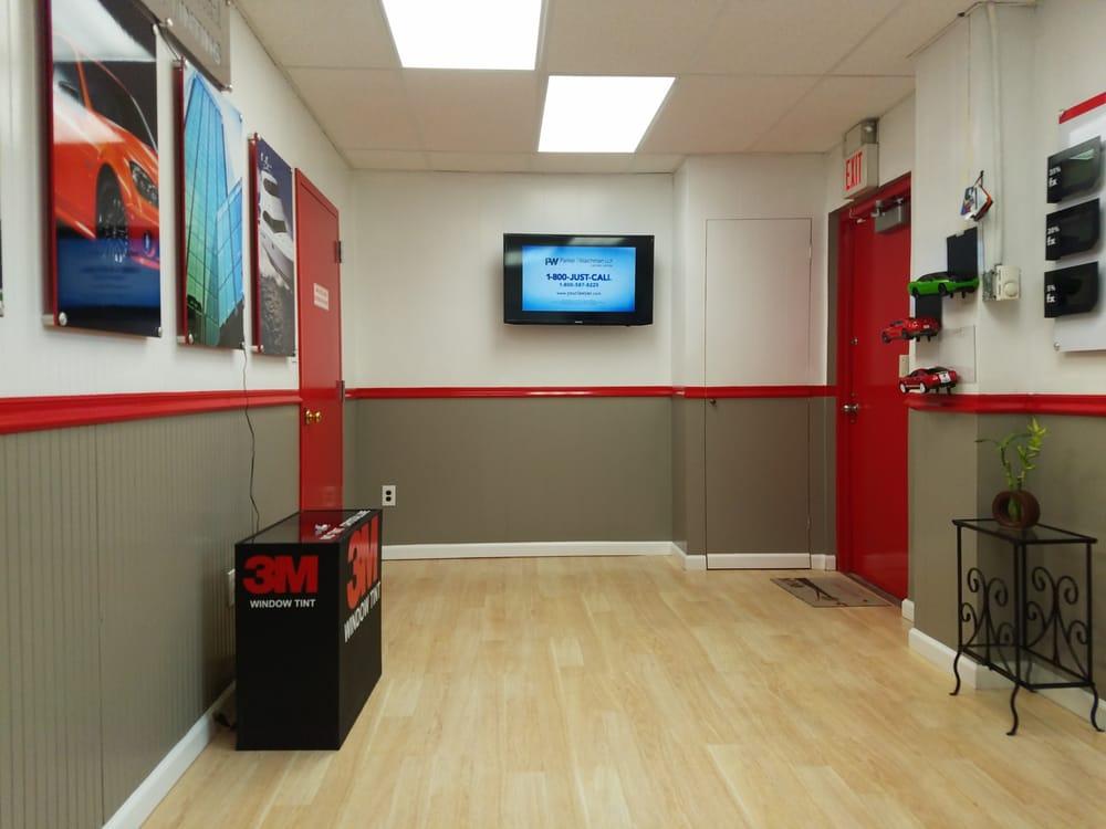 Georgis Professional Window tinting: 22 Bland St, Emerson, NJ